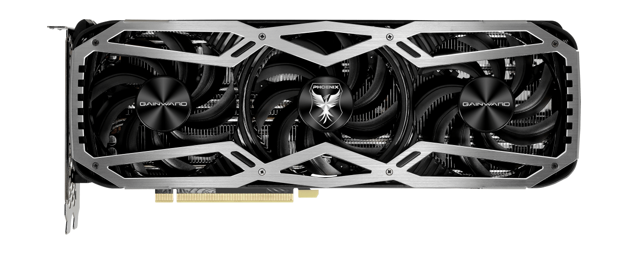 Placa de Vídeo GAINWARD NVIDIA GeForce RTX 3070 Phoenix GS G6 256BITS, 8GB, GDDR6 - NE63070S19P2-1041X