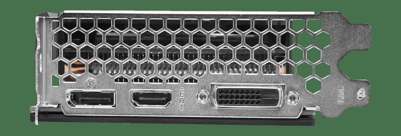 PLACA DE VÍDEO GAINWARD GEFORCE GTX 1660 SUPER 6GB GHOST GDDR5 192 BITS - NE6166S018J9-1160X-1