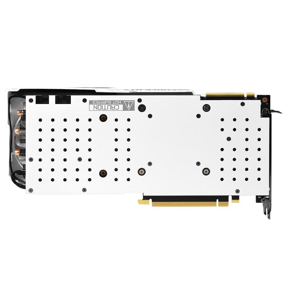 Placa de Vídeo Galax Geforce RTX 2080 8GB EX Gamer 1CLICK OC 256 BITS - 28NSL6MDW7G2