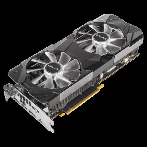 Placa de Video Galax Geforce - RTX 2080 EX 1CLICK OC 8GB DDR6 256 BITS - 28NSL6MDU9E2