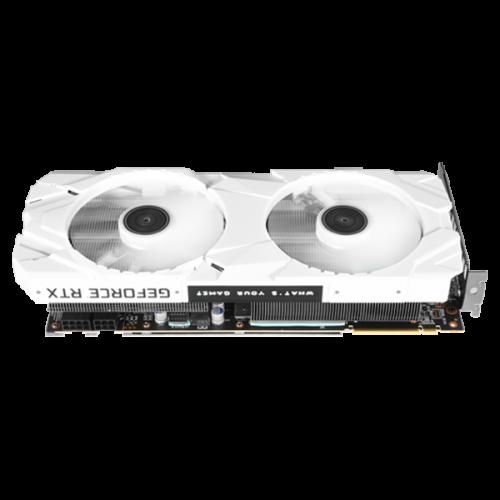 Placa de Video Galax Geforce RTX 2080 EX White ONE CLICK OC 8GB DDR6 256 BITS - 28NSL6MDU8W2