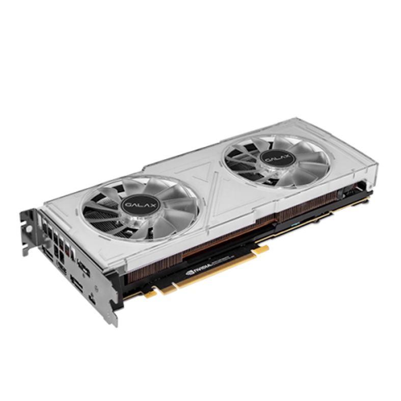 Placa de Video Galax Geforce RTX 2080 OC White 8GB DDR6 256-BITS - RTX 2080 OC White