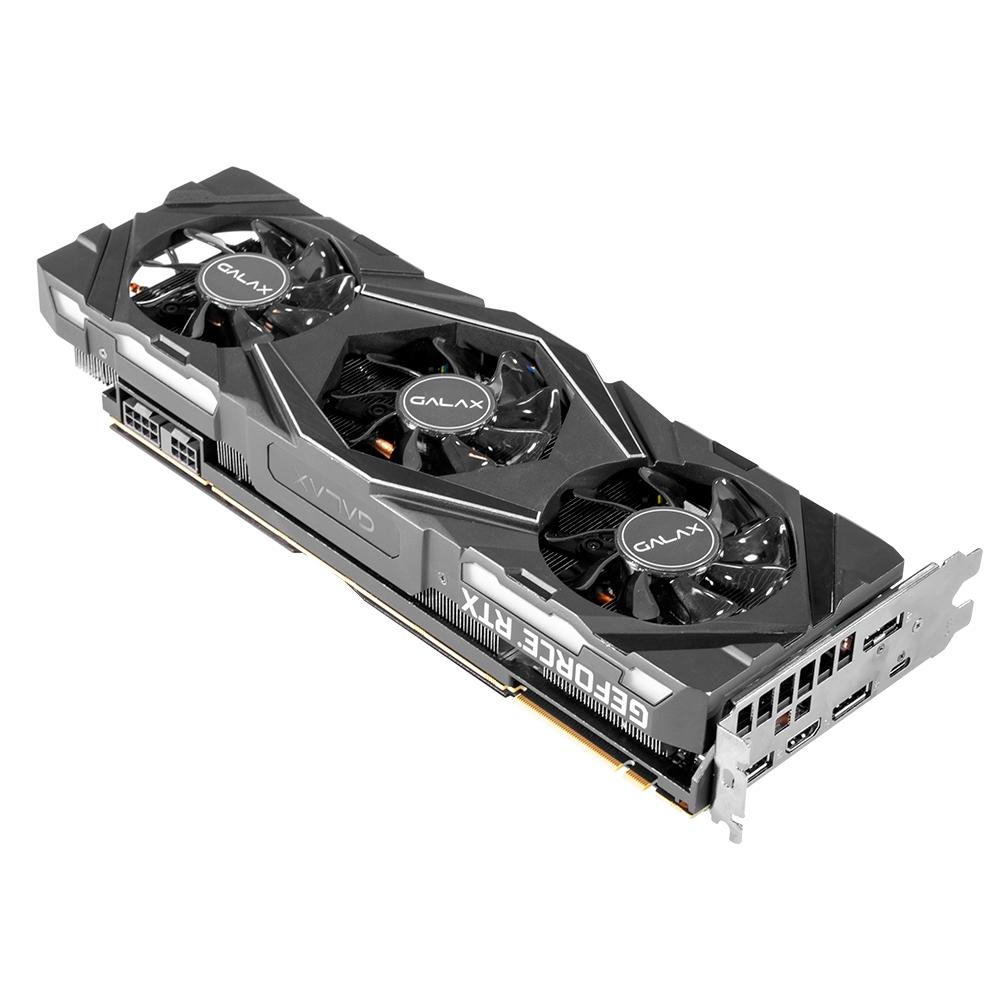 Placa de Video Galax Geforce RTX 2080 SG 8GB DDR6 256BITS - 28NSL6UCU1SE