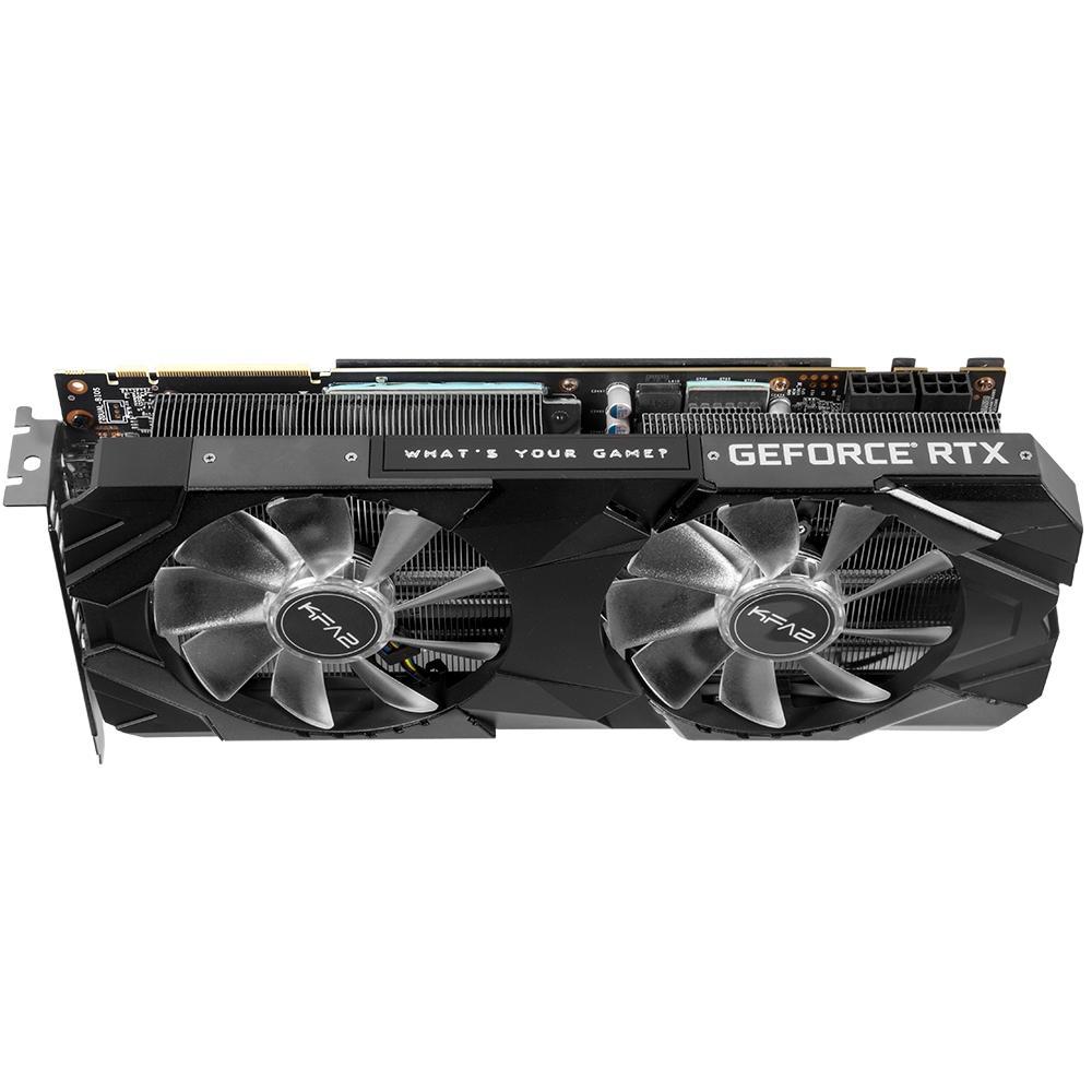 Placa de Video Galax Geforce RTX 2080 Super EX OC 8GB DDR6 256 BITS - 28ISL6MDU9EX