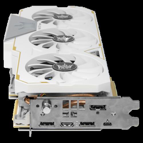 Placa de Video Galax Geforce RTX 2080 TI HOF 11GB DDR6 352 BITS - 28IULBUCV6DH