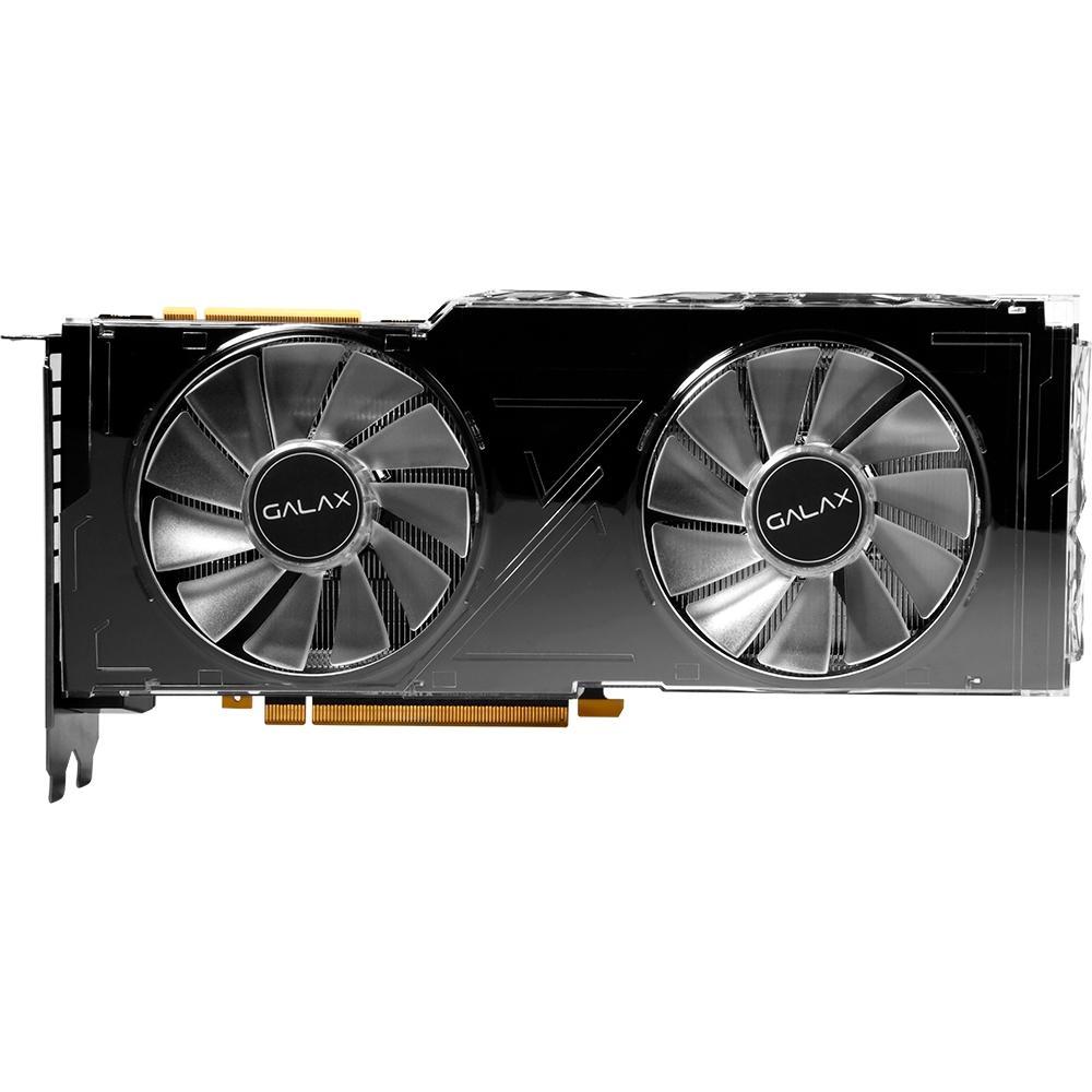 Placa de Video Galax Geforce RTX 2080 TI OC ONE CLICK 11GB DDR6 352 BITS - 28IULBUCT4ND
