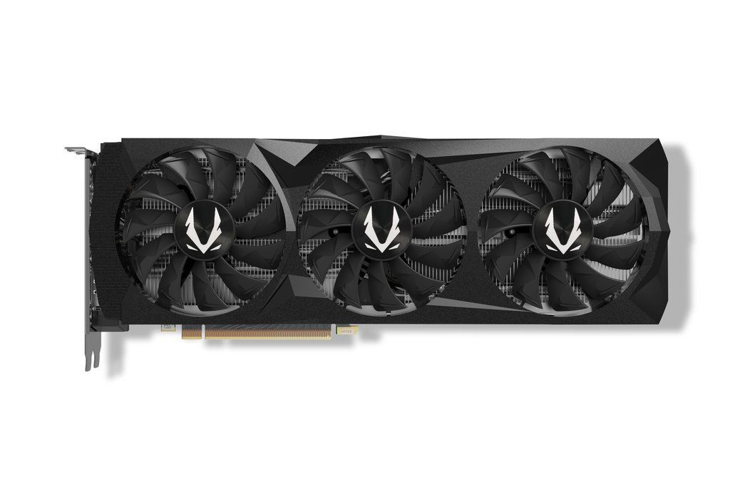 PLACA DE VIDEO GEFORCE® RTX 2080 AMP 8GB GDDR6 B256 BITS - ZT-T20800D-10P