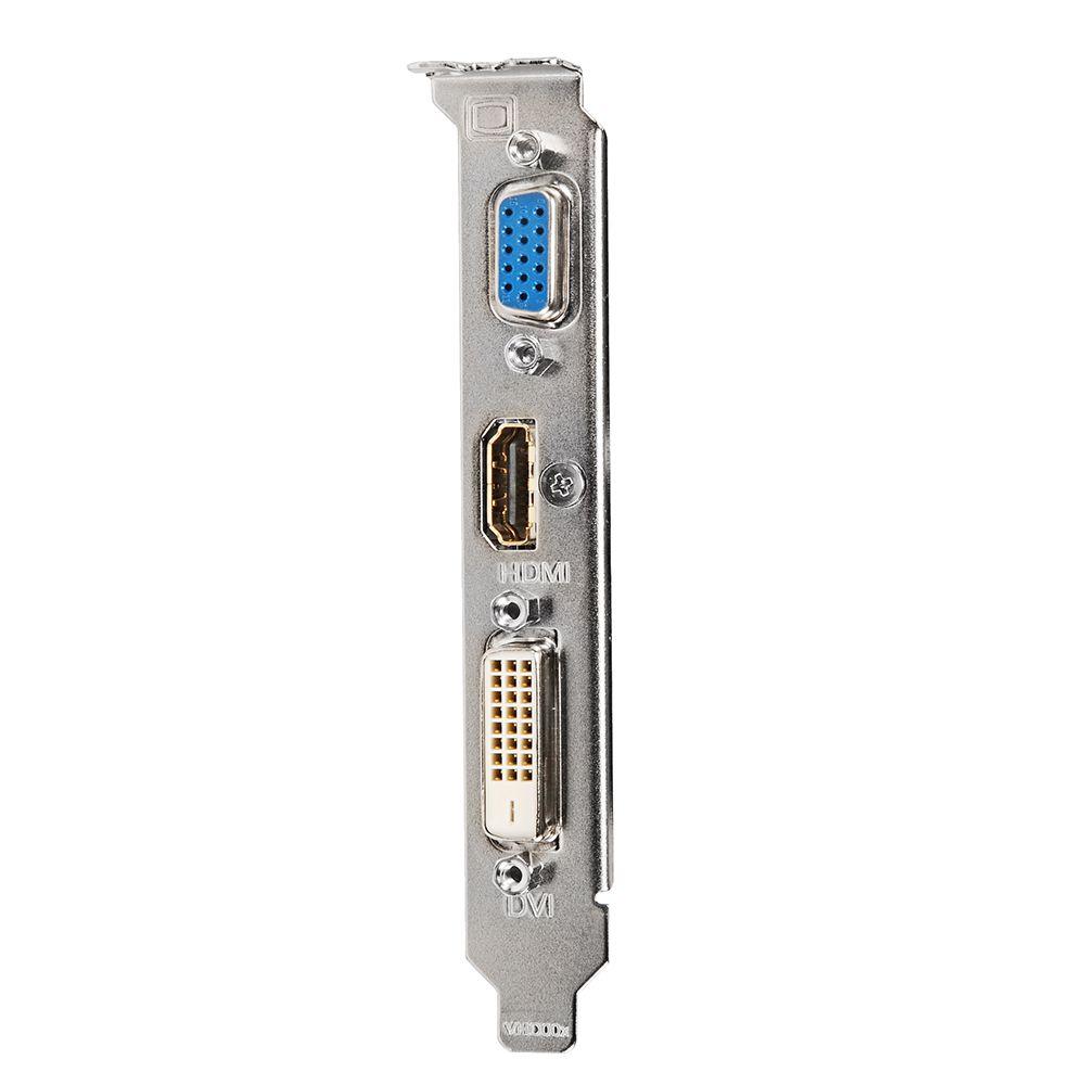 Placa de Vídeo Gigabyte Geforce GT 640 1GB DDR5 LOW Profile - GV-N640D5-1GL
