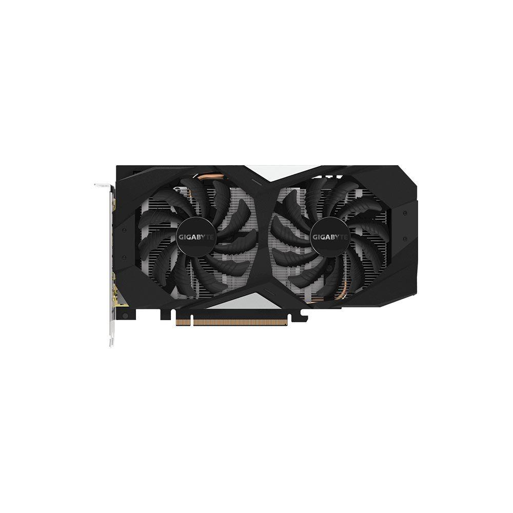 Placa de Video Gigabyte Geforce GTX1660 TI 6GB GDDR6 OC -  GV-N166TOC-6GD