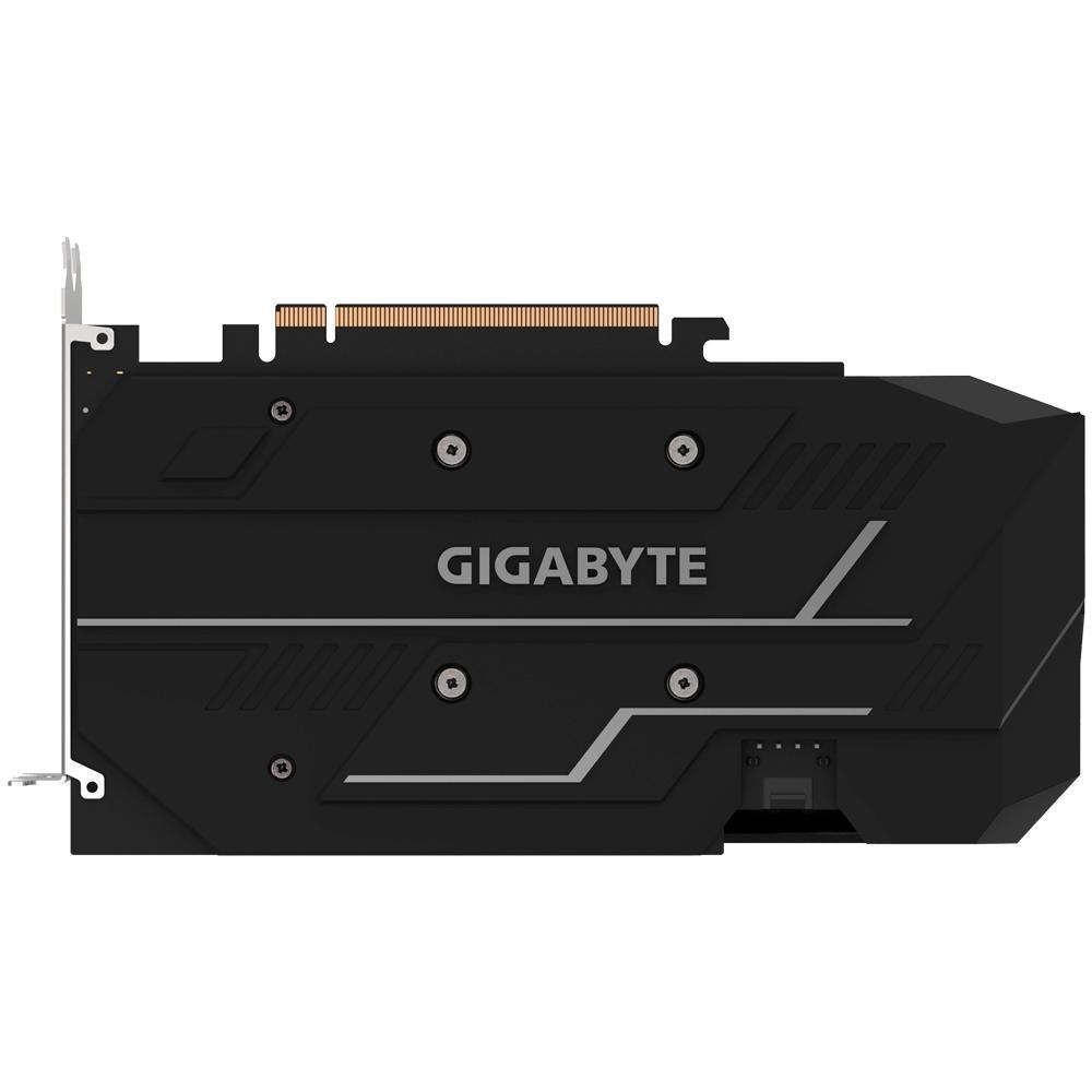 PLACA DE VIDEO GIGABYTE GEFORCE GTX 1660 TI OC 6GB GDDR6 192BITS - GV-N166TOC-6GD