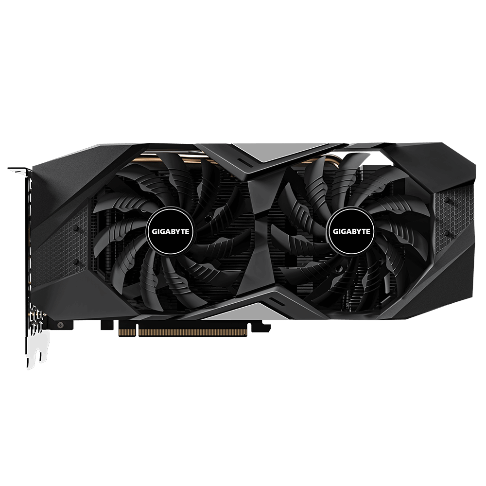 Placa de Vídeo Gigabyte Geforce GTX 1660 TI OC 6GB Windforce GDDR6 - GV-N166TWF2OC-6GD