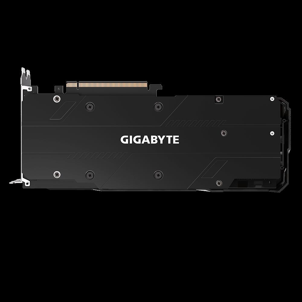 Placa de Video RTX2060 6GB GDDR6 192BIT Gigabyte GV-N2060GAMING OC-6GD
