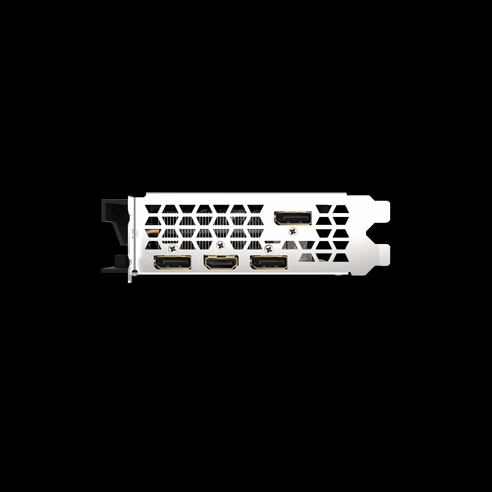Placa de Vídeo Gigabyte Geforce Rtx 2060 Mini Itx OC 6gb GDDR6 192 BITS - GV-N2060IXOC-6GD