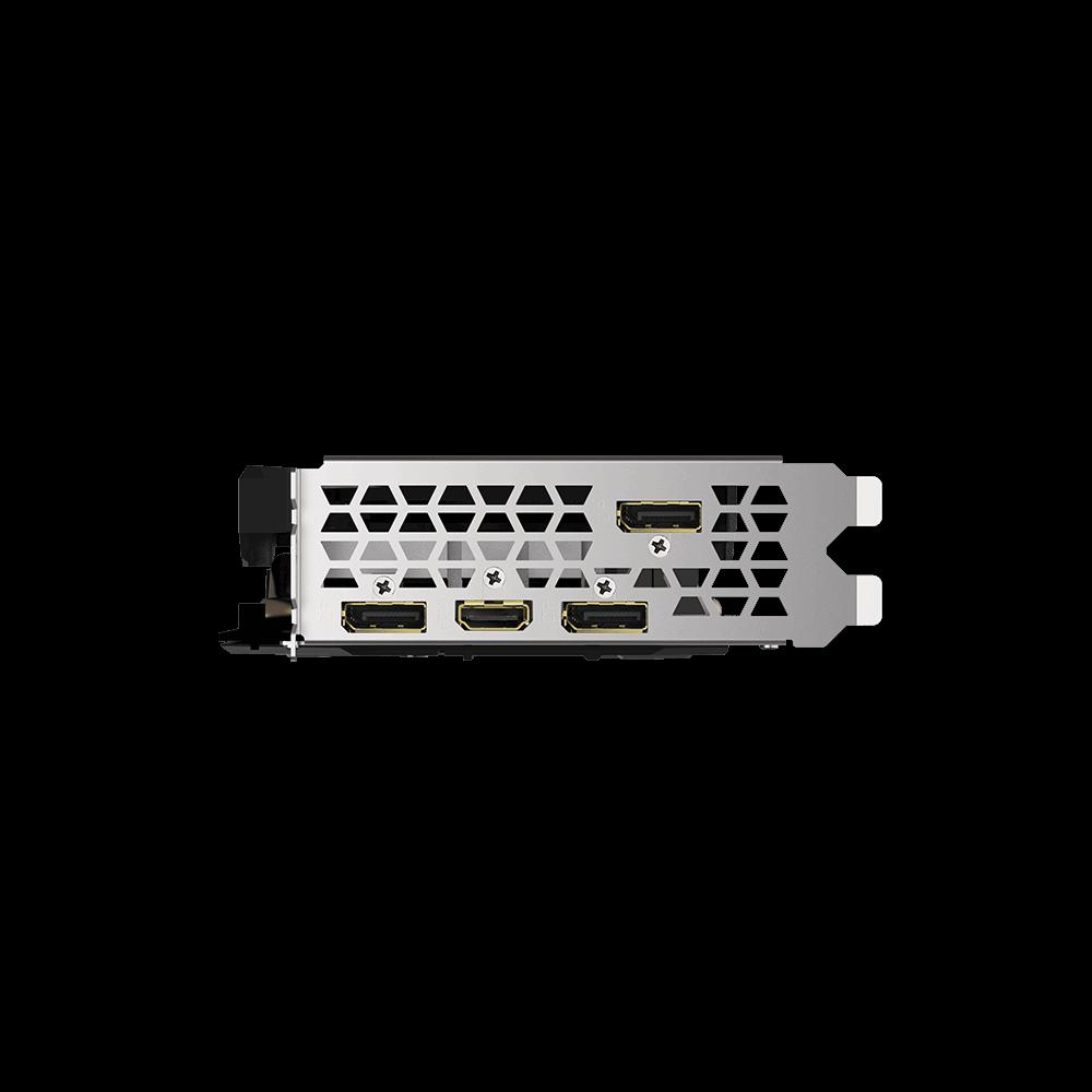 Placa de Vídeo Gigabyte Nvidia Geforce RTX 2060 OC, 6GB, GDDR6, REV 2.0 - GV-N2060OC-6GD