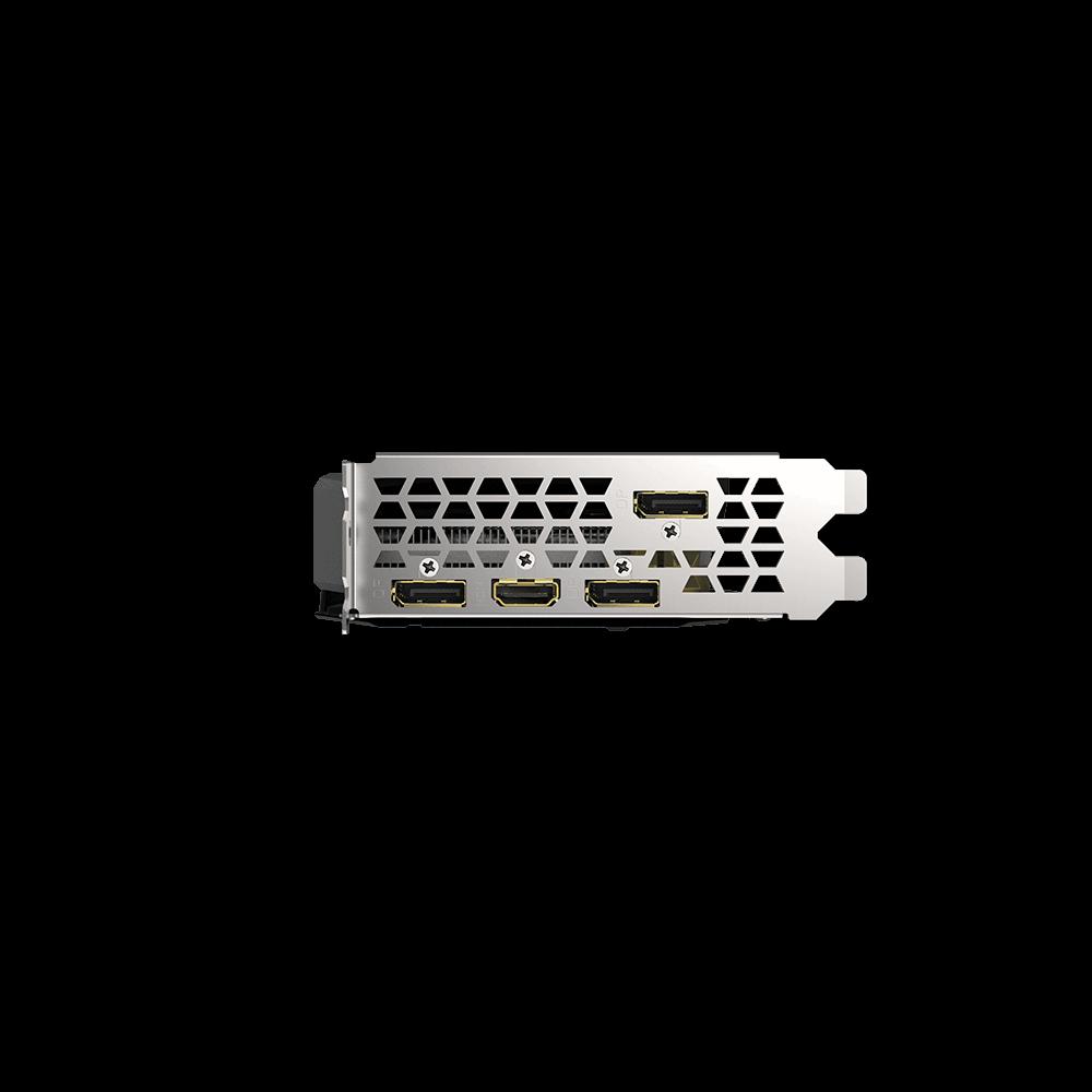 Placa de Vídeo Gigabyte Geforce Rtx 2060 Windforce OC 6gb GDDR6 192 BITS - GV-N2060WF2OC-6GD