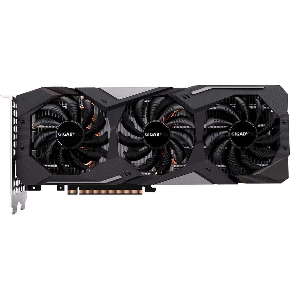 Placa de Video Gigabyte Geforce RTX 2080 Windforce OC 8G Video CARD, GV-N2080WF3OC-8GC