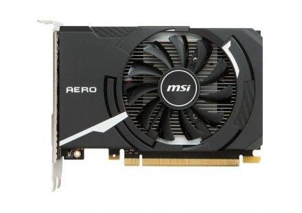 Placa de Video MSI Geforce GT 1030 2GB Aero ITX OC DDR5 64BITS - GT 1030 Aero ITX 2G OC