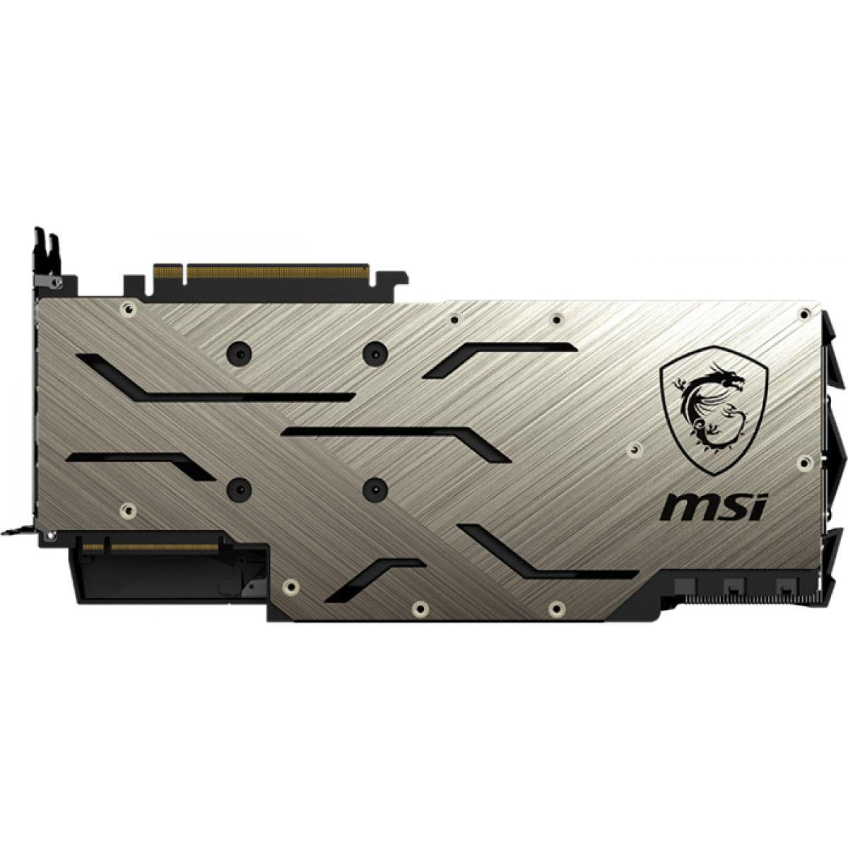 Placa de Video MSI Geforce RTX 2080 Gaming X Trio GDDR6  8GB 256 BITS - RTX 2080 Gaming X