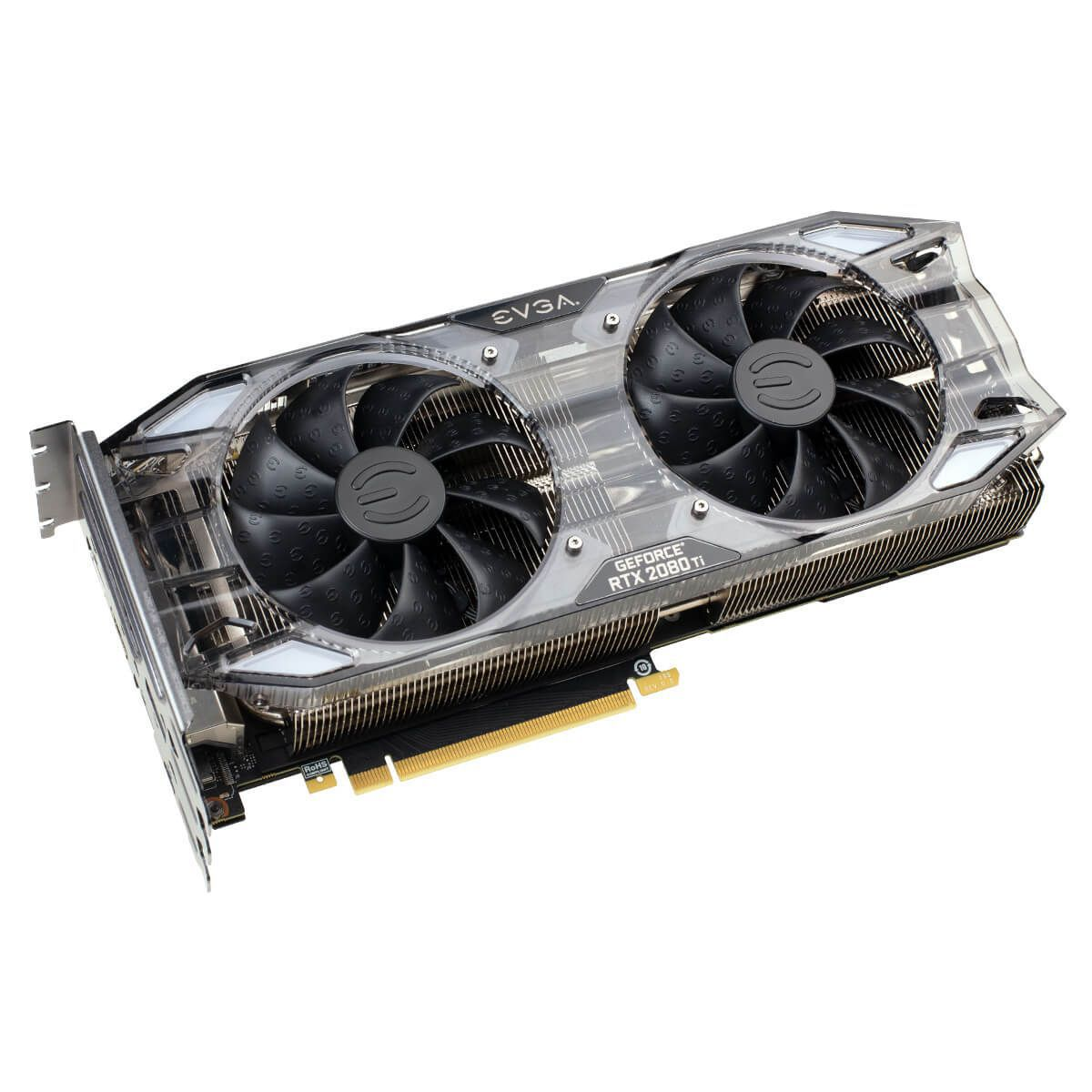 PLACA DE VIDEO NVIDIA GEFORCE RTX 2080 TI XC ULTRA 11GB GDDR6 11G-P4-2383-KR