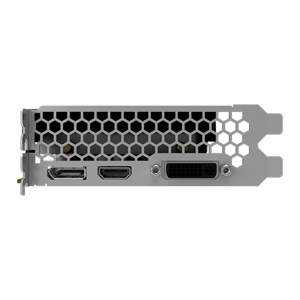 Placa de Video PNY Geforce GTX 1050 TI 4GB DDR5 XLR8 Gaming Overclocked Edition - VCGGTX1050T4XGPB-O