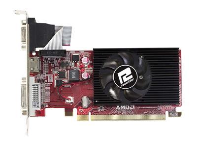 Placa de Video Power Color Radeon R5 230 2GB DDR3 64 BITS - AXR5 230 2GBK3-LHE