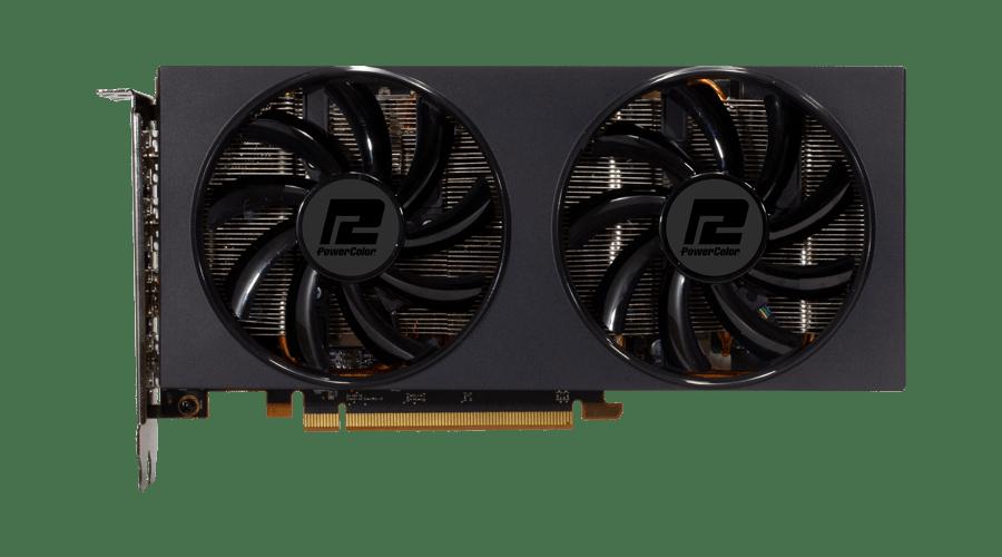 Placa de Video Power Color Radeon RX5700XT 8GB GDDR6 - AXRX 5700XT 8GBD6-3DH