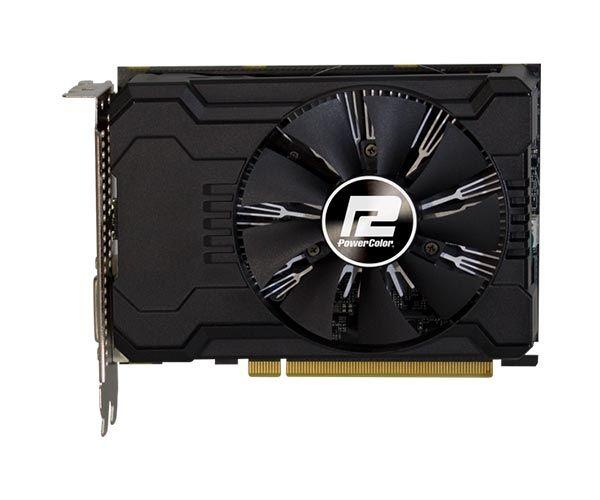 Placa de Video Power Color Radeon RX 550 RED Dragon 2GB DDR5 128 BITS - AXRX 550 2GBD5-DHA/OC