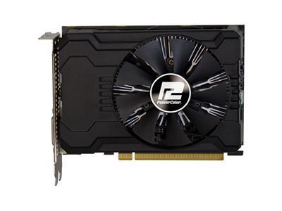 Placa de Video Power Color Radeon RX 560 2GB RED Dragon OC V3 DDR5 128BITS - AXRX 560 2GBD5-DHV3/OC