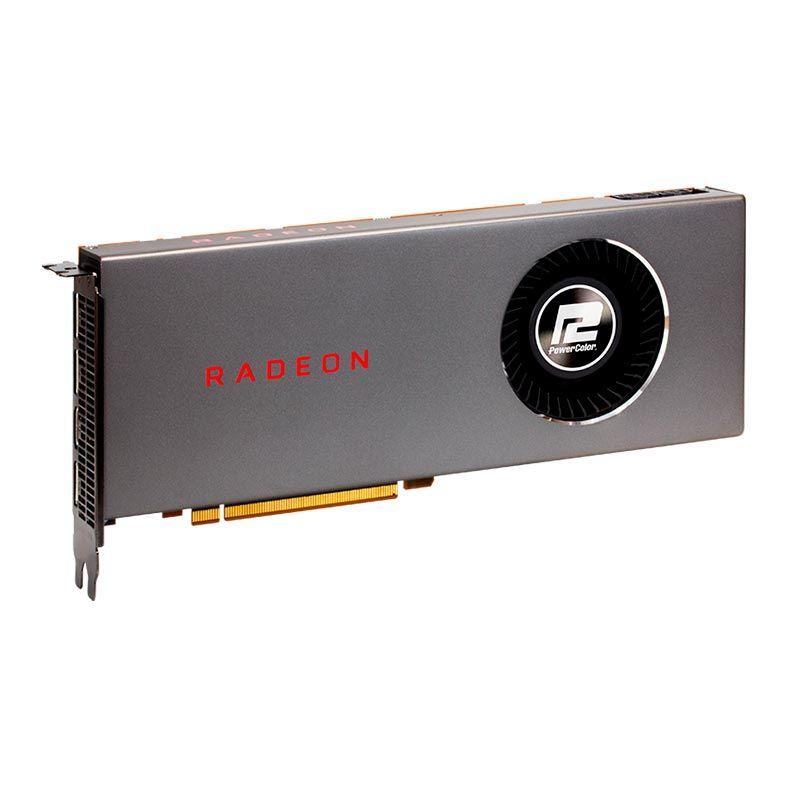 Placa de Vídeo Power Color Radeon RX 5700 8GB DDR6 - AXRX5700 8GBD6-M3DH