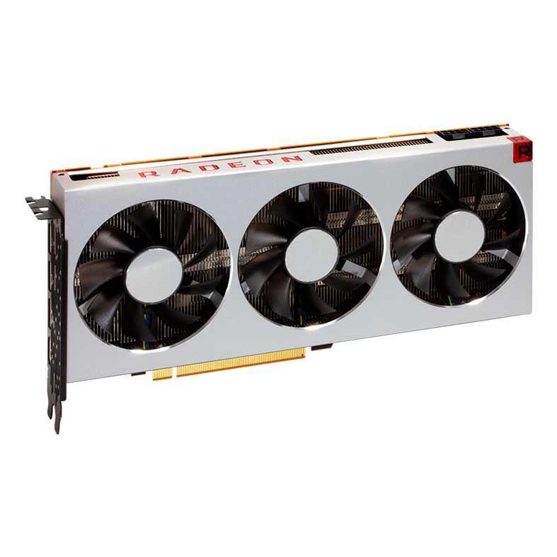 Placa de Video Power Color Radeon Vii 16GB HBM2 -  AXVII 16GBHBM2-3DH