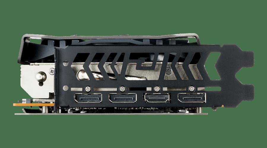 Placa de Vídeo PowerColor Red Devil Radeon RX 6700 XT, 12GB, GDDR6, 192bit, AXRX 6700XT 12GBD6-3DHE/OC