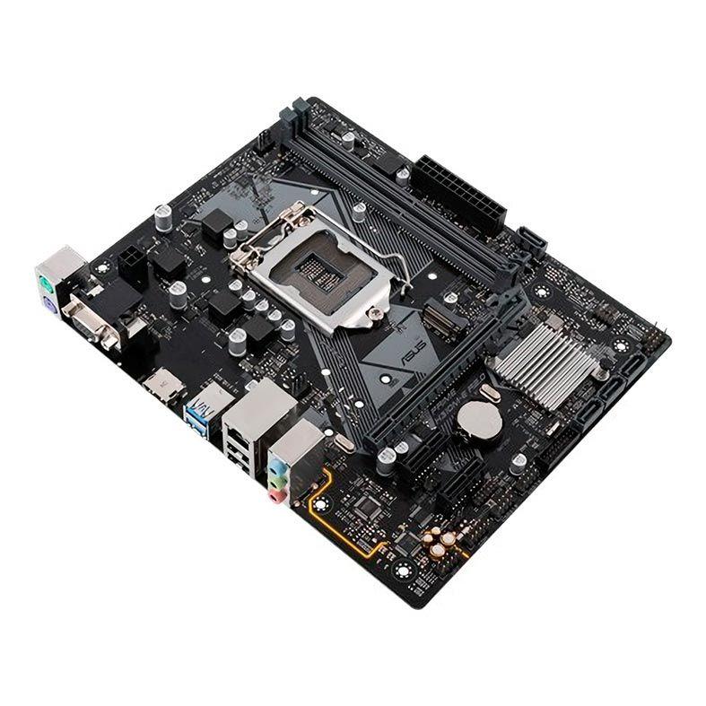 PLACA MÃE ASUS PRIME H310M-E R2.0/BR LGA 1151 DDR4 - 8°/9° GERAÇÃO