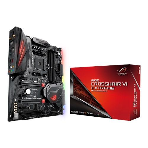 Placa Mae ASUS ROG Crosshair VI EXTREME ATX (AMD/AM4))DDR4 - ROG-CROSSHAIR-VI-EXTREME