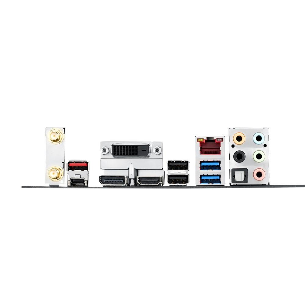 PLACA MÃE ASUS STRIX H270F GAMING LGA1151 USB3.1 90-MB0S70-M0EAY0