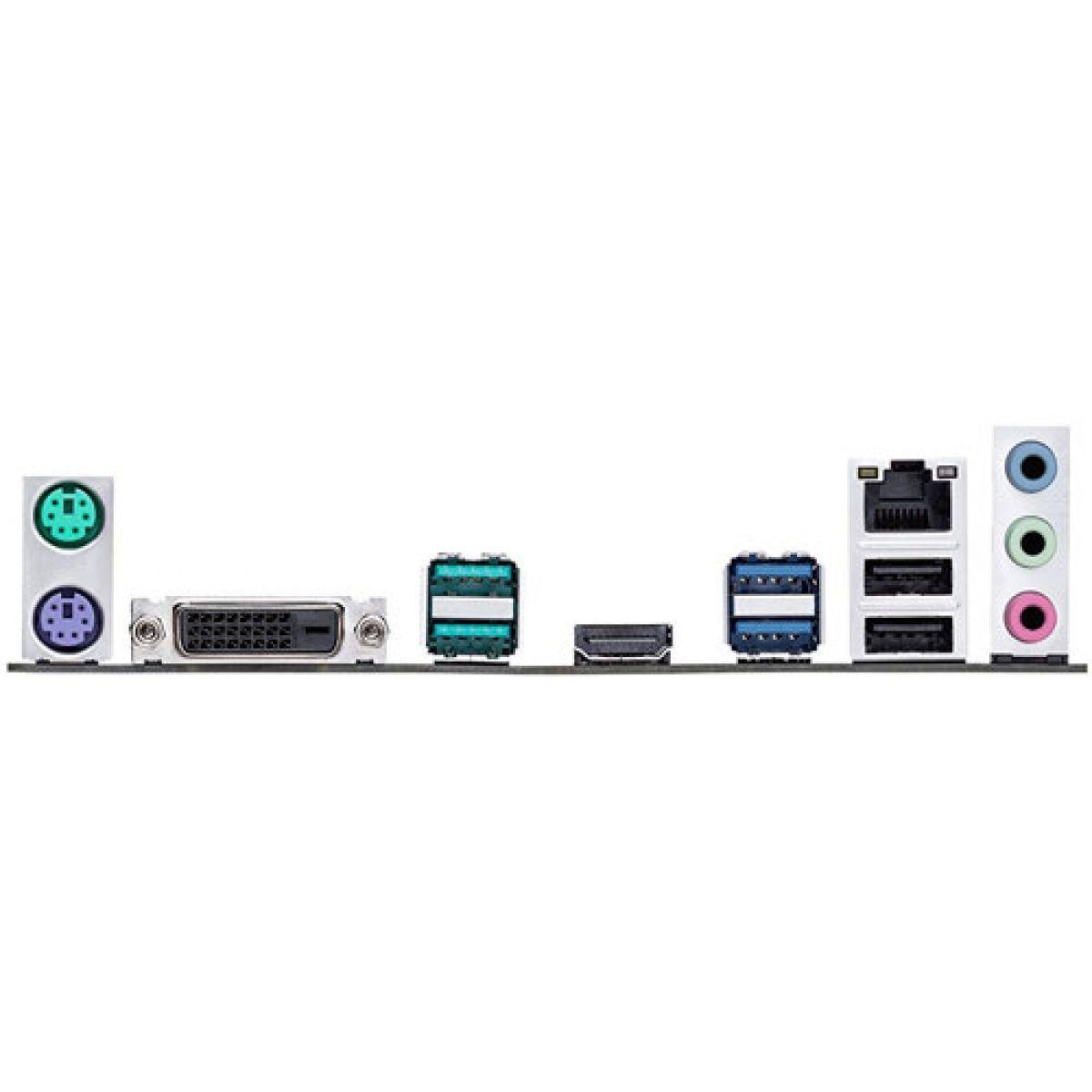 Placa Mae ASUS TUF B360M-E MATX (1151) DDR4 - TUF-B360M-E-GAMING