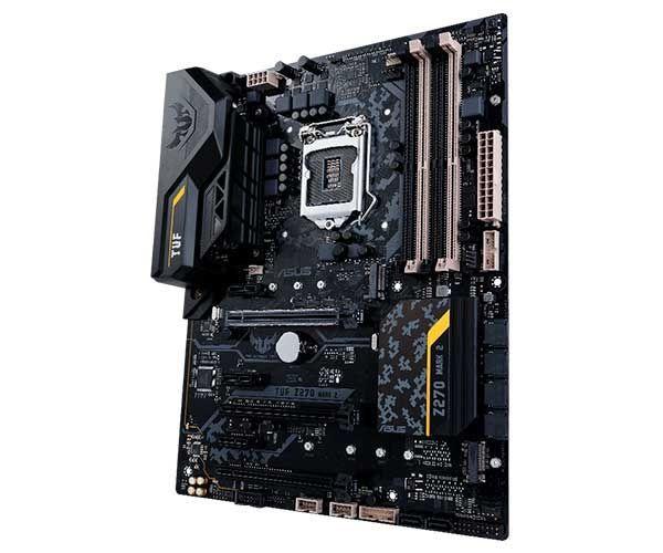 PLACA MÃE ASUS TUF Z270 MARK 2 DDR4 SLI/CFX, USB 3.1 LGA 1151