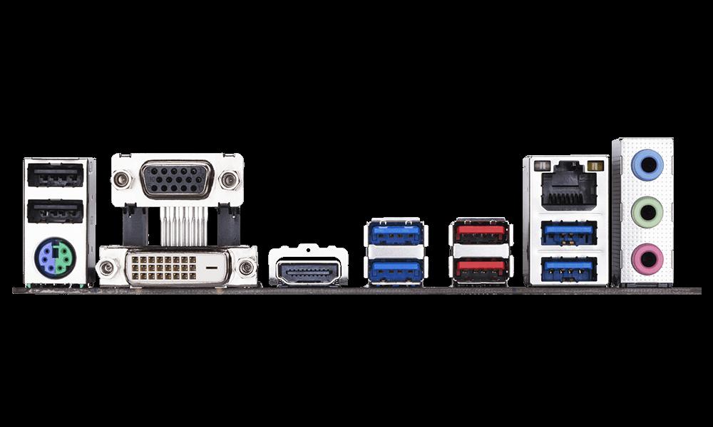 Placa Mae Gigabyte ATHLON AX370-GAMIMG 3 (AM4) DDR4 - GA-AX370M-GAMING 3