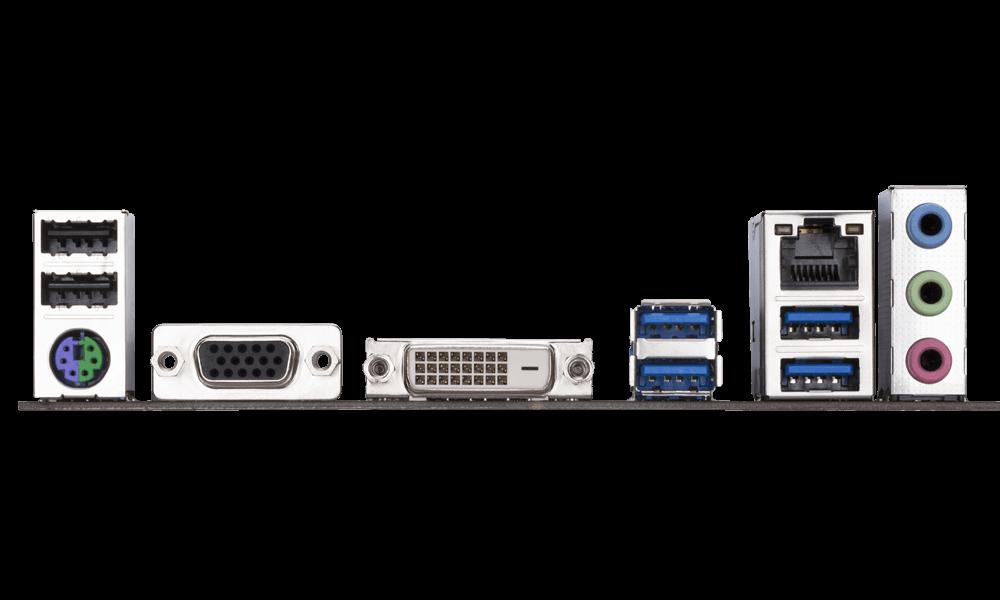 Placa Mae Gigabyte B250 ATX (1151) DDR4 - GA-B250-FINTECH