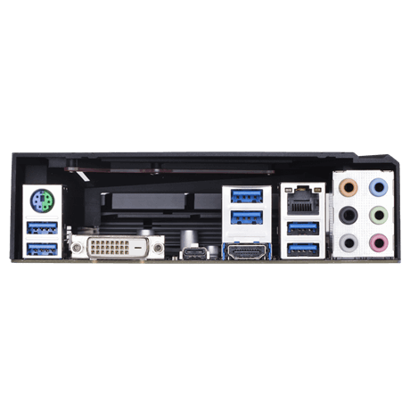 Placa Mae Gigabyte Micro ATX (1151) - DDR4 - 8AGER - Z370M-AORUS Gaming