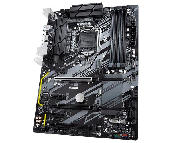 PLACA MÃE GIGABYTE Z390 UD DDR4 SOCKET LGA1151 CHIPSET INTEL Z390