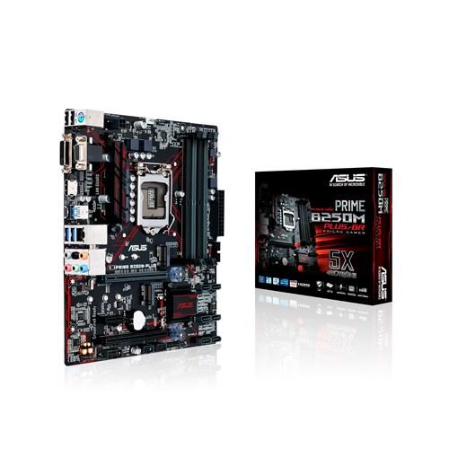 PLACA MAE (INTEL) ASUS PRIME B250M-PLUS DDR4 LGA 1151