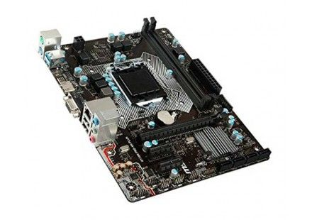 Placa Mae MSI M-ATX (1151) DDR4 - H110M PRO-VH PLUS