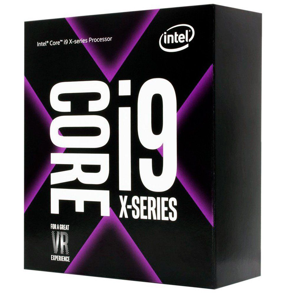 Processador INTEL 7900X Core I9 (2066) 3.30 GHZ BOX - BX80673I97900X