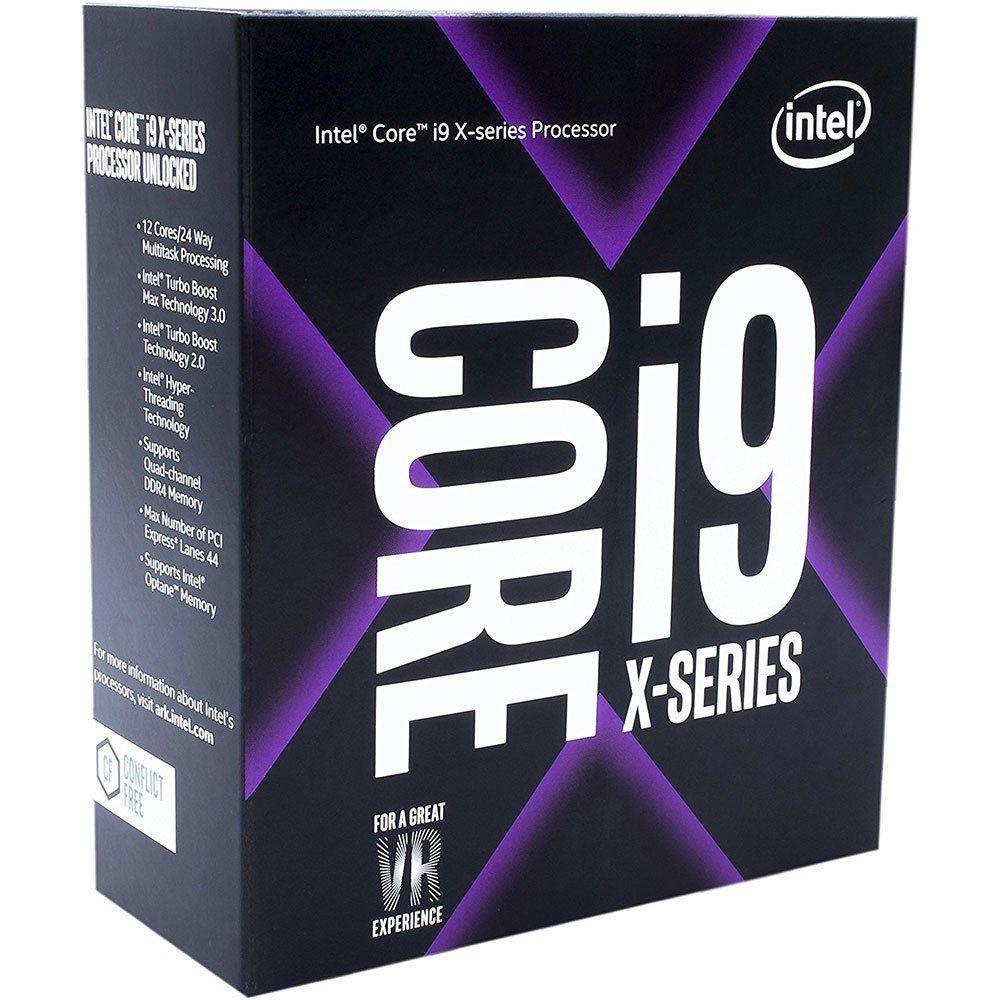 Processador INTEL 7920X Core I9 (2066) 2.90 GHZ BOX - BX80673I97920X