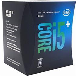 Processador INTEL 8400 Core I5+ C/ INTEL Optane (1151) 2.80 GHZ BOX - BO80684I58400 - 8A GER