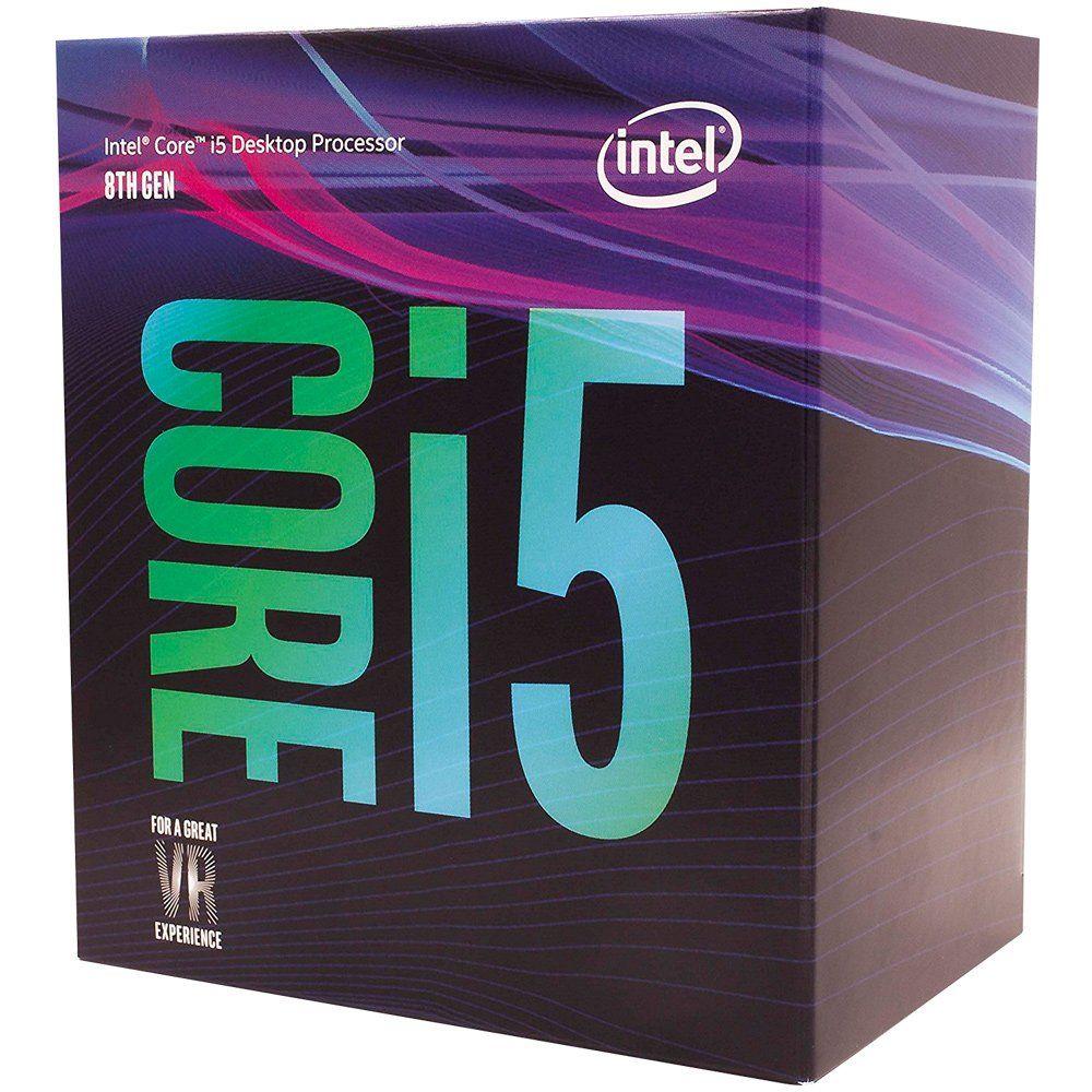 Processador INTEL 8600 Core I5 (1151) 3.10 GHZ BOX - BX80684I58600 - 8A GER