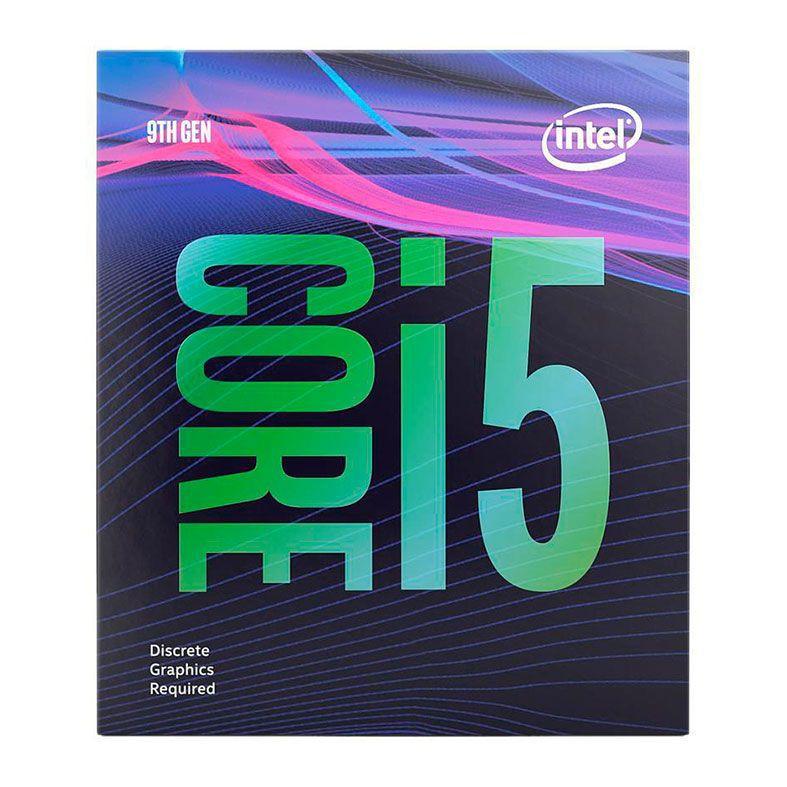 Processador INTEL 9400F Core I5 (1151) 2.90 GHZ BOX - BX80684I59400F