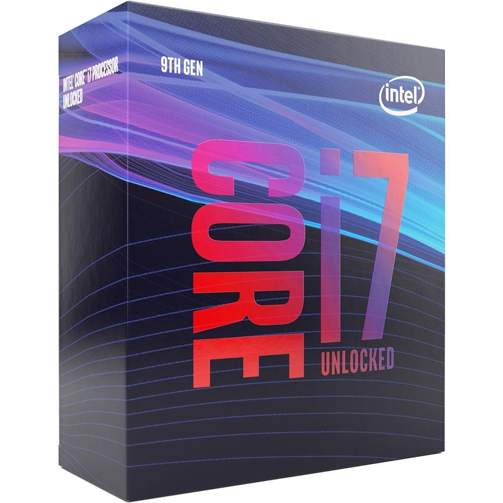 Processador INTEL I7-9700KF Core I7 (1151) 4.90 GHZ BOX -