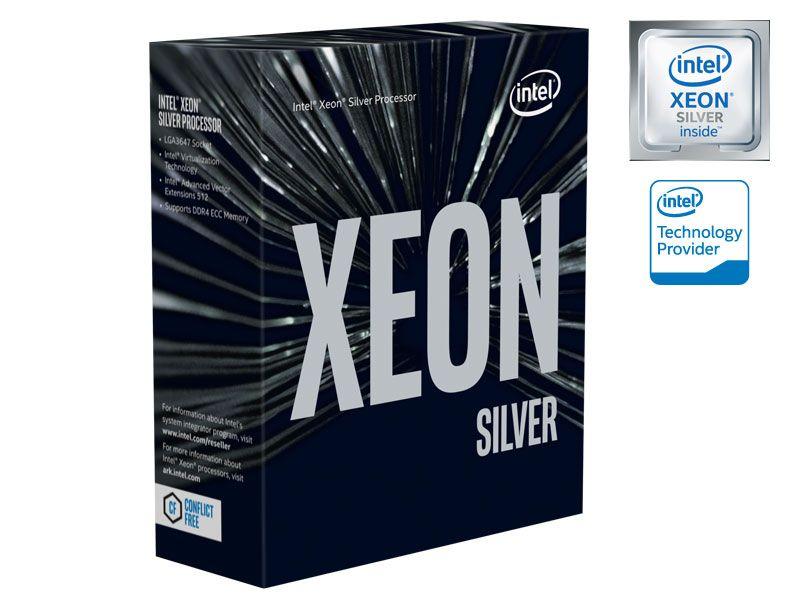 Processador P/ Servidor INTEL 4114 Xeon Silver (3647) 2.20 GHZ BOX - BX806734114