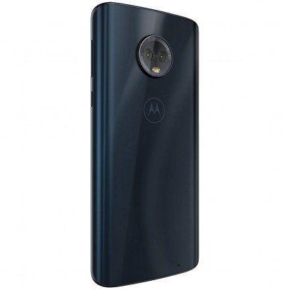 0843b934e Smartphone Motorola Moto G6 Plus 64GB 4G XT1926 Dual Chip Tela 5.9  Desbloqueado - azul Índigo